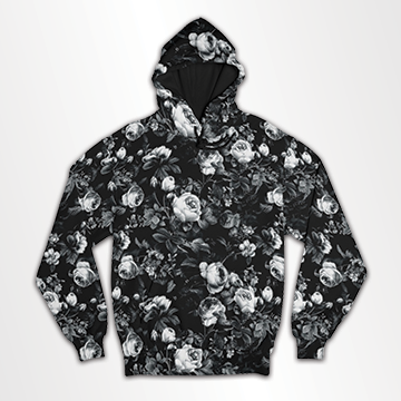 SALE - Floral - All Over Hoodie & Sweatshirt