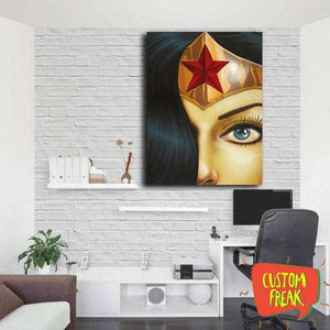 Wonder Woman - Wall Hangings