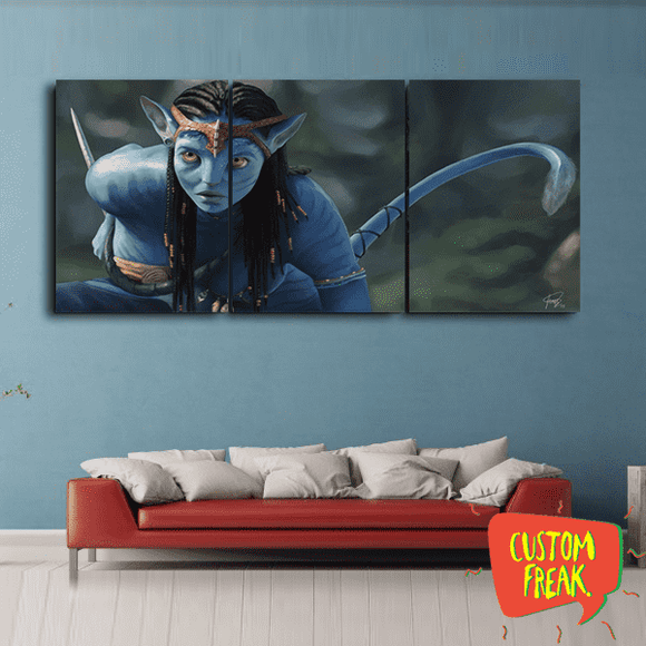 Avatar - Set of 3 - Wall Hangings
