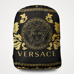 Versace - Allover Printed Backpack