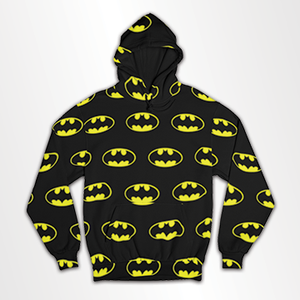 Batman Collage- All Over Hoodie & Sweatshirt