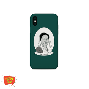 Benazir Bhutto - Independence Day Merchandise - Cell Cover - Custom Freaks