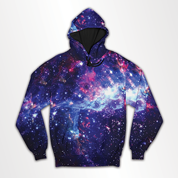Space- All Over Hoodie & Sweatshirt