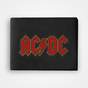 ACDC - Graphic Printed Wallets - Custom Freaks