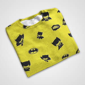 Batman Collage - All Over Printed T-Shirts