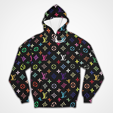 Supreme -Louis Vuitton -  All Over Hoodie & Sweatshirt