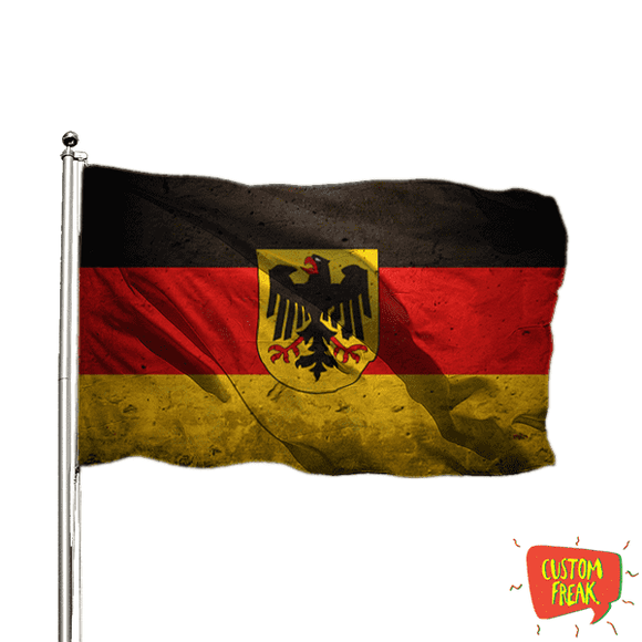 Germany - World Cup - Flag