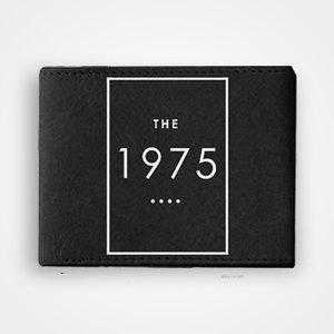 The 1975 - Graphic Printed Wallets