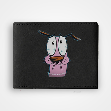 Courage - Graphic Printed Wallets