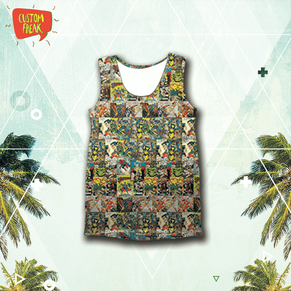 Marvel Comic - Tank Tops