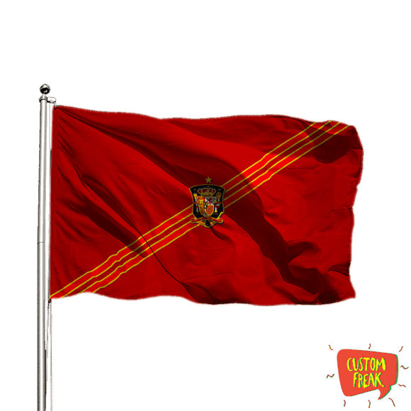 Spain - World Cup - Flag