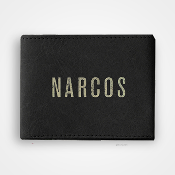 Narcos - Graphic Printed Wallets