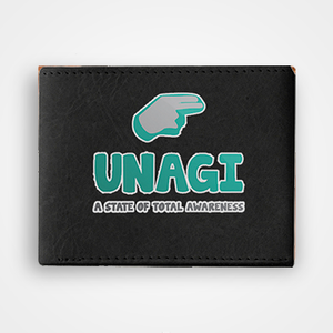 Unagi - Graphic Printed Wallets