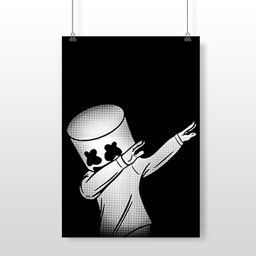 Marshmellow - Wall Posters
