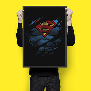 Superman - Wall Hangings