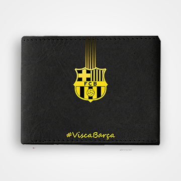 FCB Barcelona - Graphic Printed Wallets
