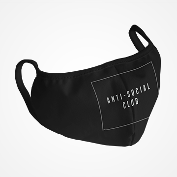 SALE - Anti Social Club - Masks