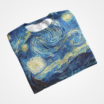 Van Gogh - All Over Printed T-Shirts