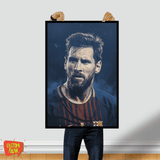 Lionel Messi - Wall Hangings