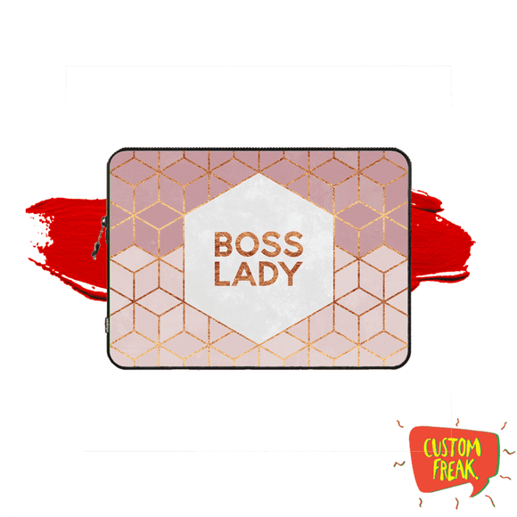 Boss Lady - Laptop & Tablet Sleeve