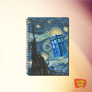 Notebook Van Gogh