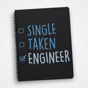 Single Taken Engineer - Notebook