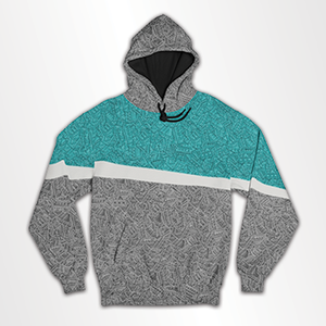 Strip Shades - All Over Hoodie & Sweatshirt