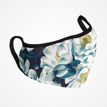 SALE - Floral-  Masks