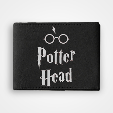 Harry Head - Harry Potter - Graphic Printed Wallets