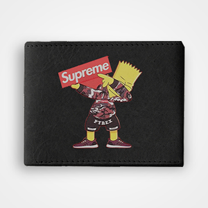 Supreme Dab - Graphic Printed Wallets