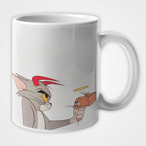 Tom And Jerry  - Mug