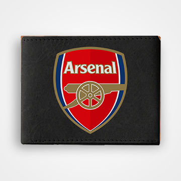 Arsenal - Graphic Printed Wallets