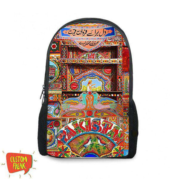 Truck Art - Backpack