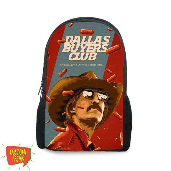 Dallas Buyers Club - Backpack