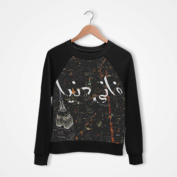 Faani Dunia - Digital Printed Sweat Shirt