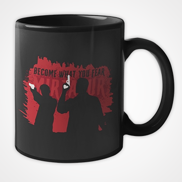 Become What You Fear - Mirzapur - Mug