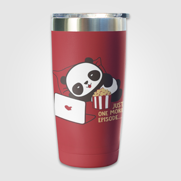 Just One More Episode  - Travel Mug