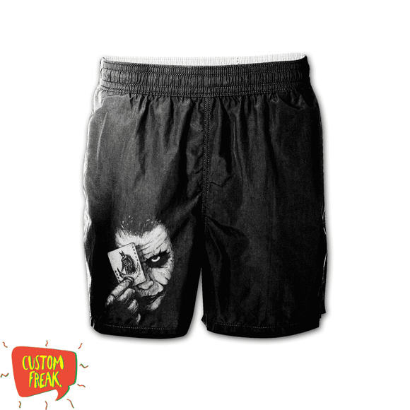 Joker - Graphic Printed Shorts