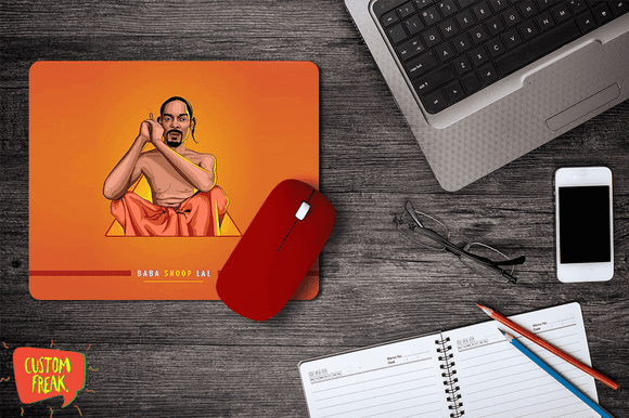 Snoop Lal - Mouse Pad