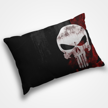 Punisher - Pillow Cover