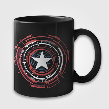 sale -  Captain America - Mug