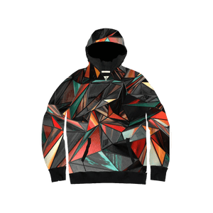 3d abstract All Over Hoodie & Sweatshirt
