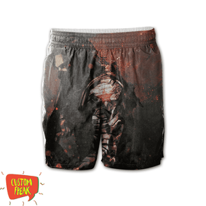 Winter Soldier - All Over Printed Shorts