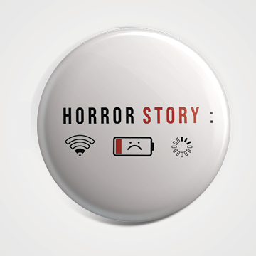 Horror Story - Badge