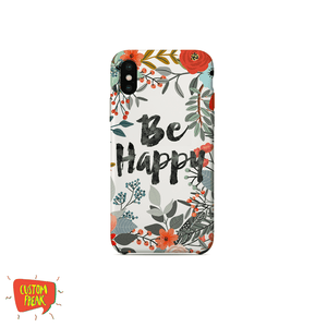 Be Happy - Cell Cover - Cell Cover