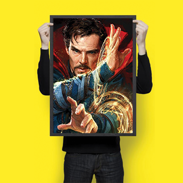 Dr Strange - Wall Hangings