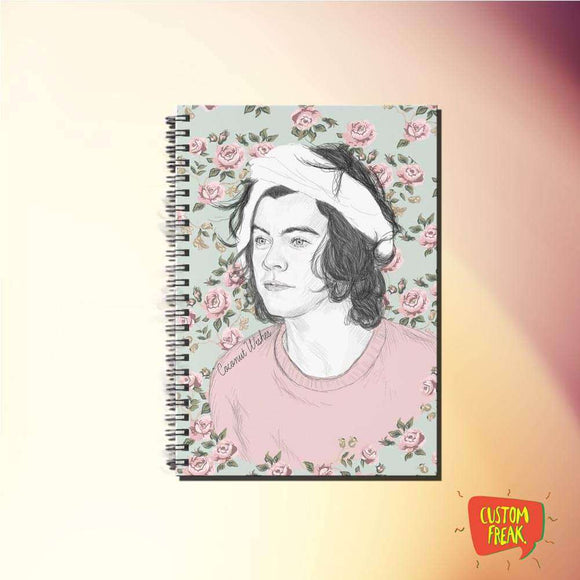 Notebook Harry Styles