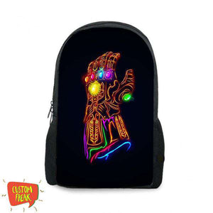Thanos - Infinity War - Backpack