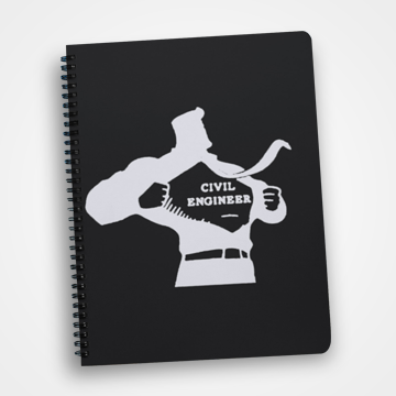 Civil Engineer - Notebook
