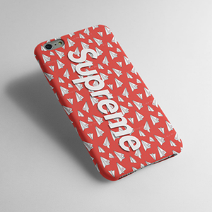 Supreme Pattern - Cell Cover